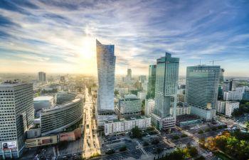Gigantyczny wzrost cen warszawskich nieruchomości
