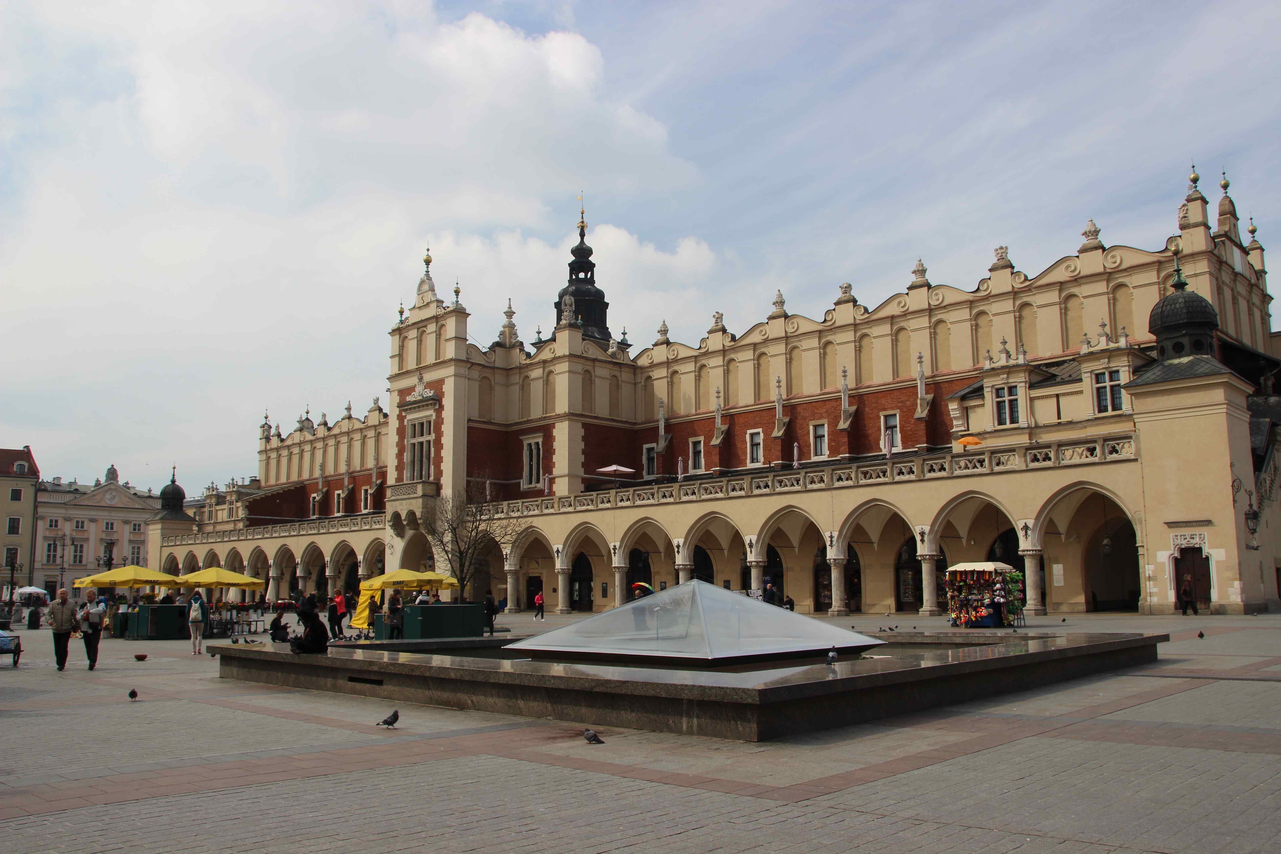 Kraków najlepszym europejskim miastem turystycznym 2016