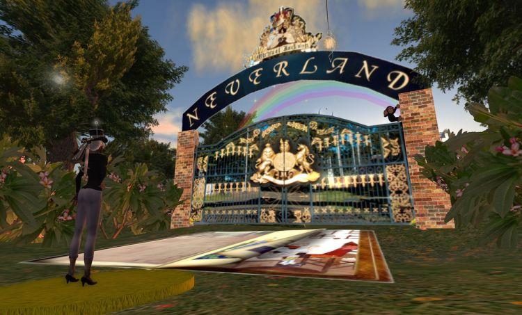 Bajkowa posiadłość Michaela Jacksona do kupienia