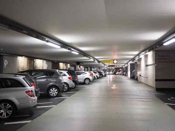 Parking pod rondem zwiększy dostępność miejsc parkingowych
