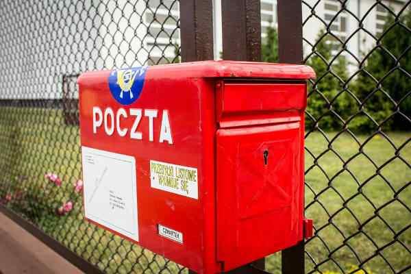 Poczta Polska odda swoje ziemie