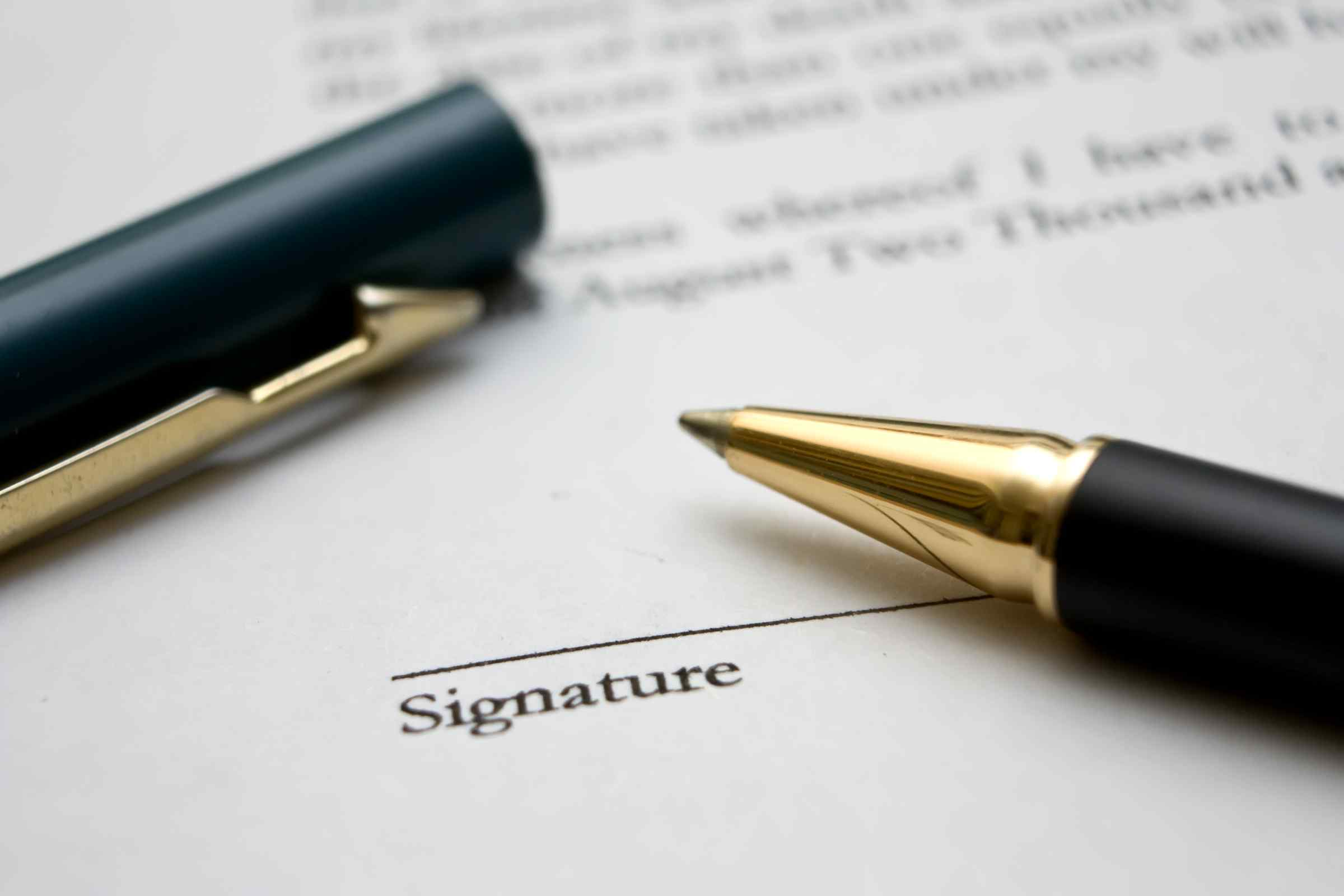 Ustawa ws. budownictwa mieszkaniowego z podpisem prezydenta
