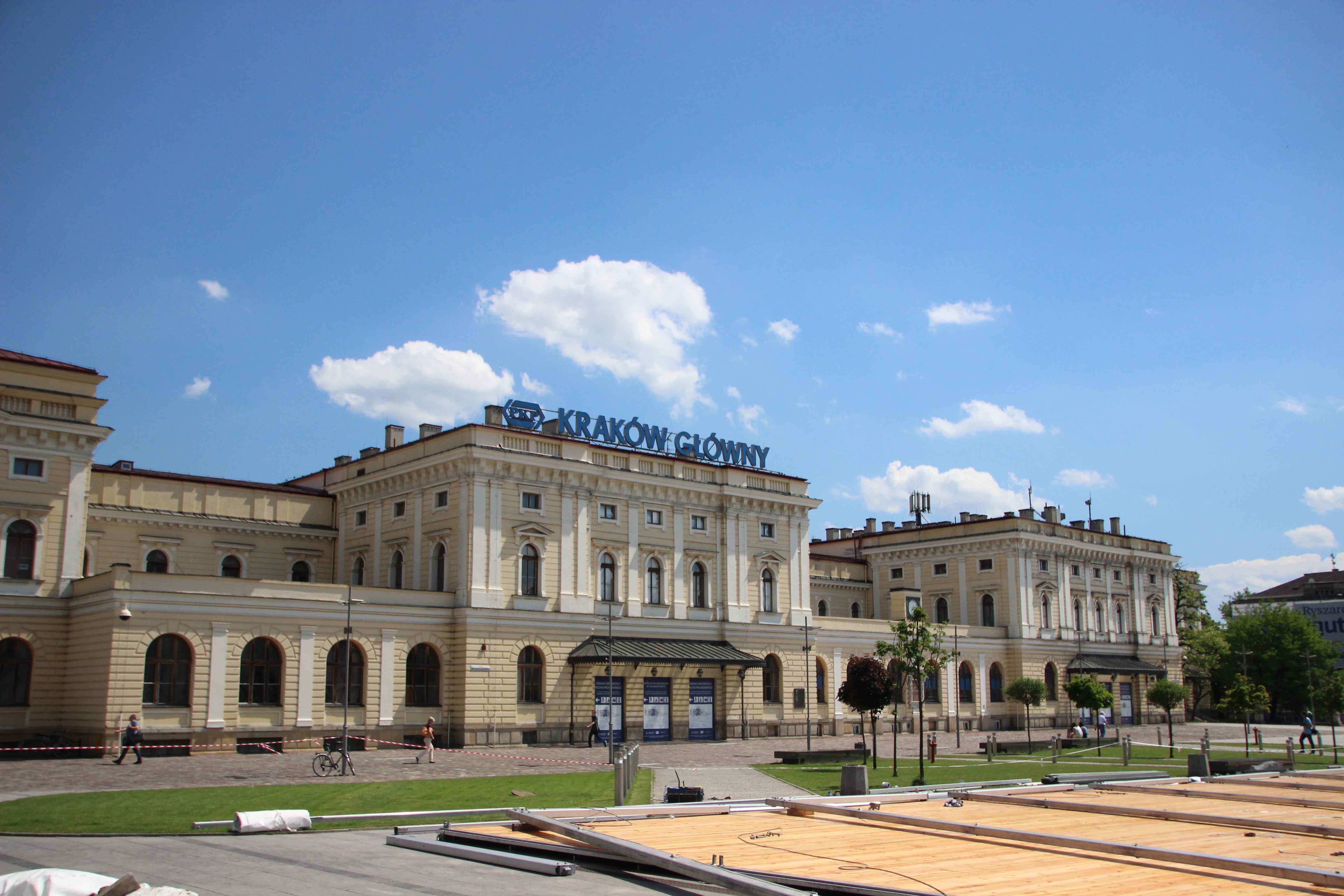 Zarząd Inwestycji Miejskich w Krakowie już działa