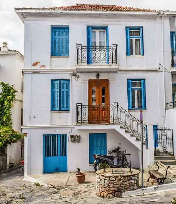 Greckie nieruchomości stały się modne