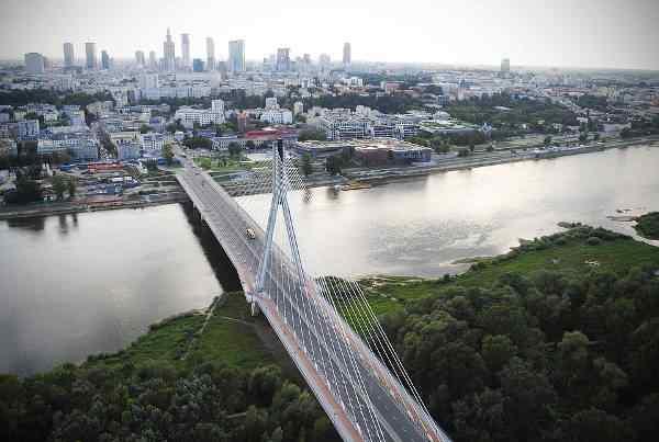 Warszawa jest miastem przyszłości