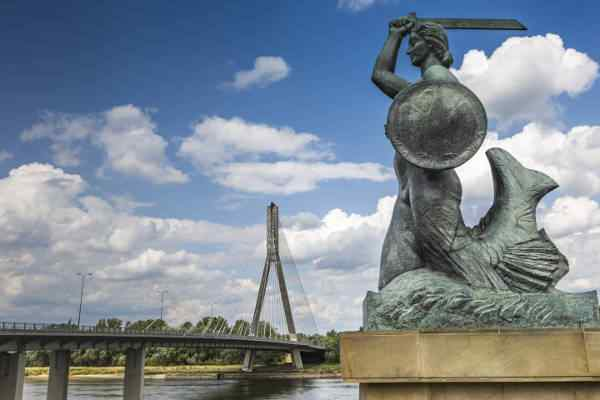 Turystyczny sukces Warszawy