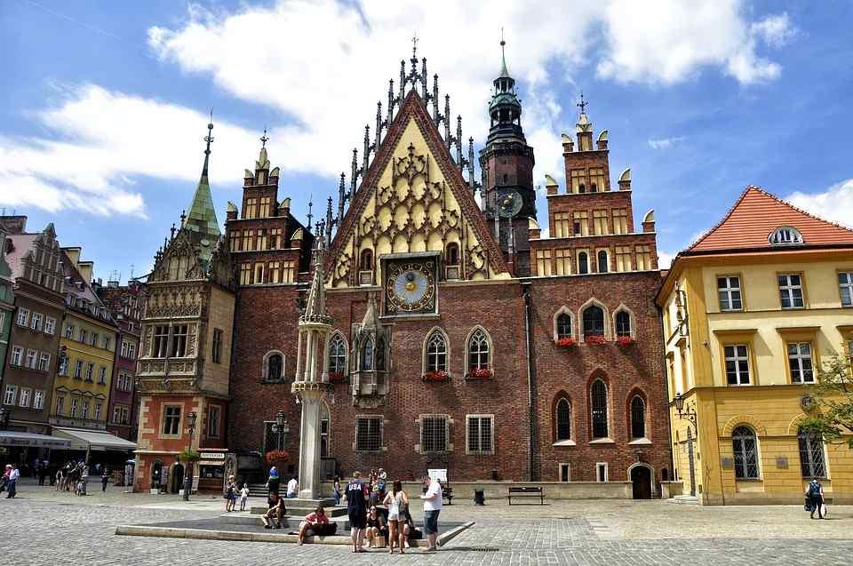 Wrocław robi turystyczną furorę