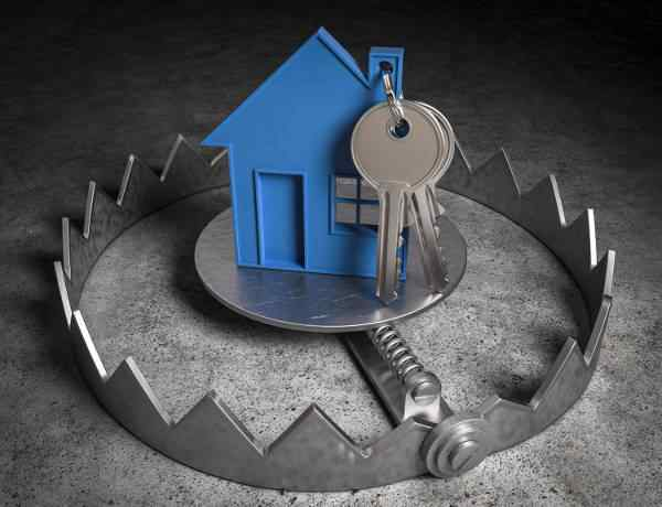 Nadeszło załamanie w hipotekach