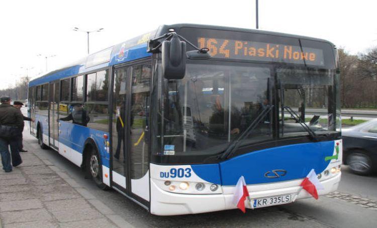 Kraków Liderem Transportu Publicznego