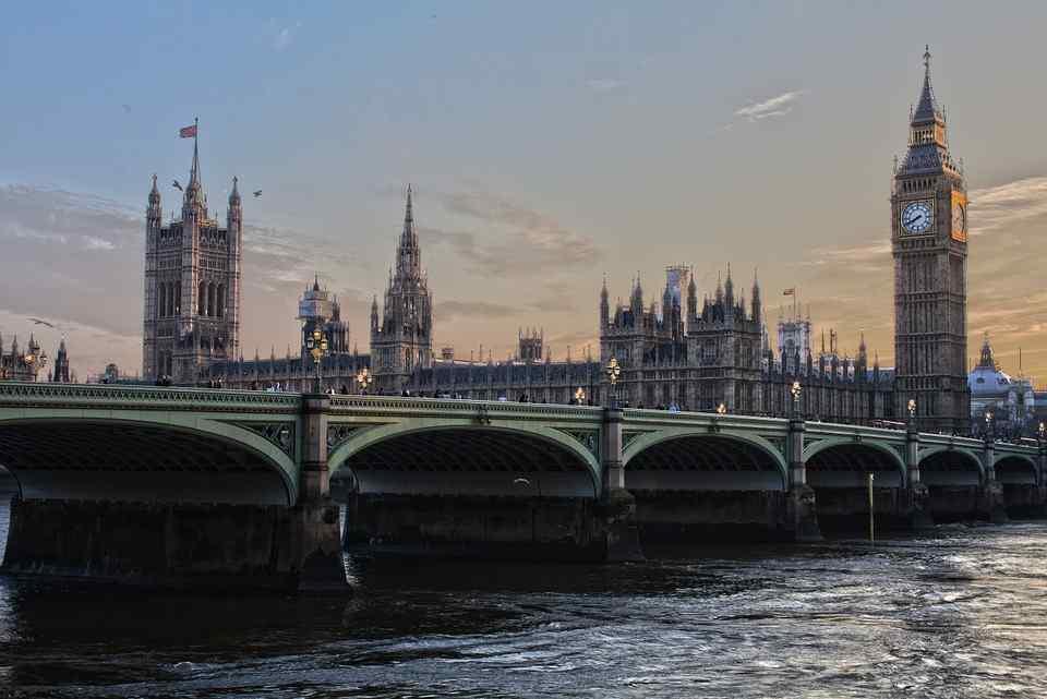 Rynek londyńskich nieruchomości zastyga