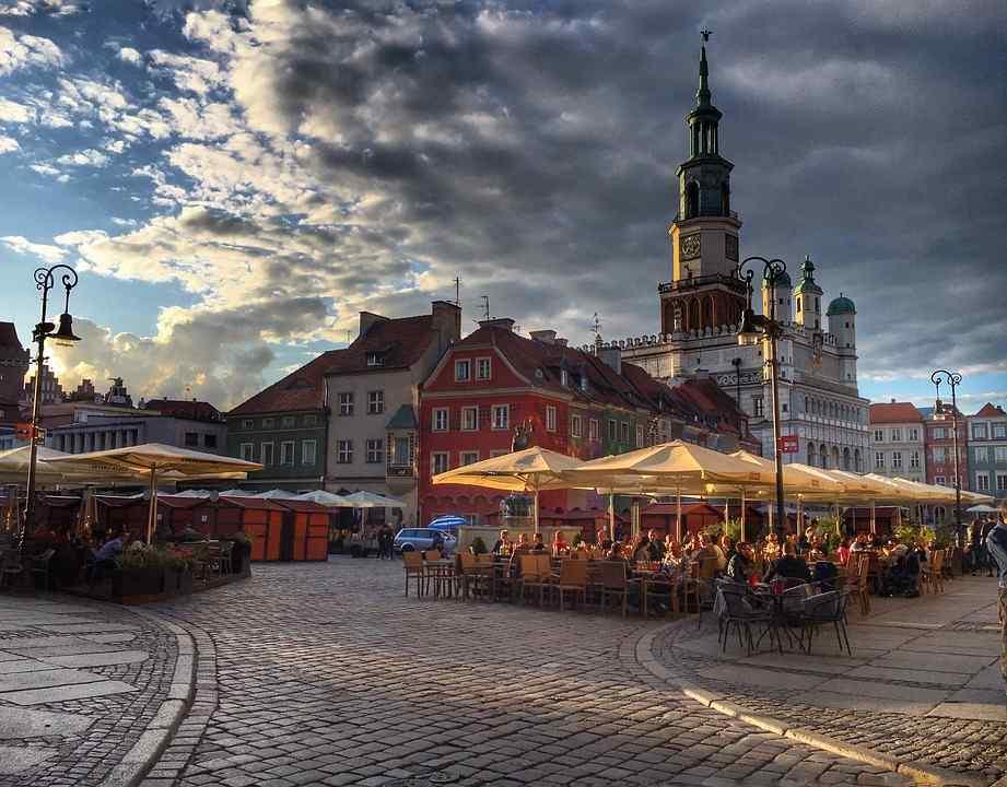 Poznań w turystycznej czołówce Europy