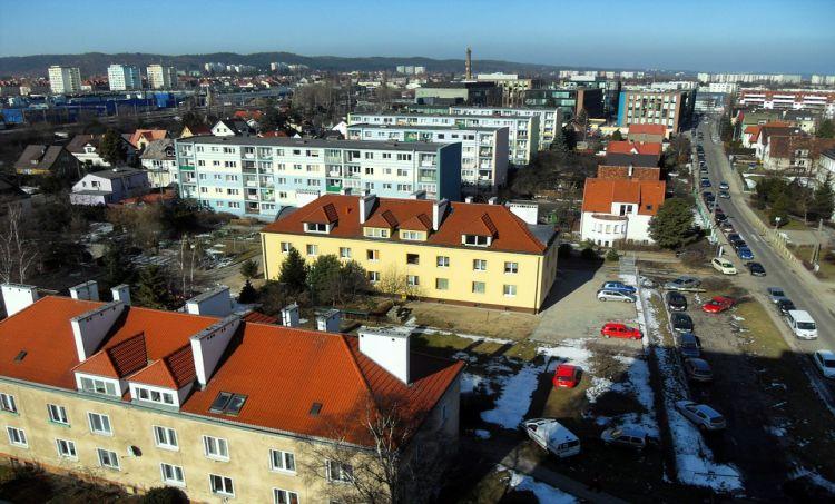 Więcej gruntów dla programu Mieszkanie Plus