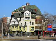 Ruszyła rozbiórka Czarnego Kota w Warszawie