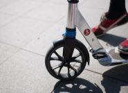 Hulajnogi elektryczne na chodnikach - będą ograniczenia