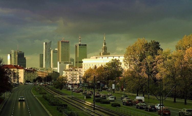 Warszawa przystąpiła do programu Zielone Miasta