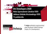 Dni Dewelopera 2020 – dyskusja o największych wyzwaniach rynku nieruchomości