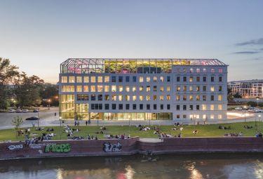 Dwa polskie budynki w finale międzynarodowego konkursu