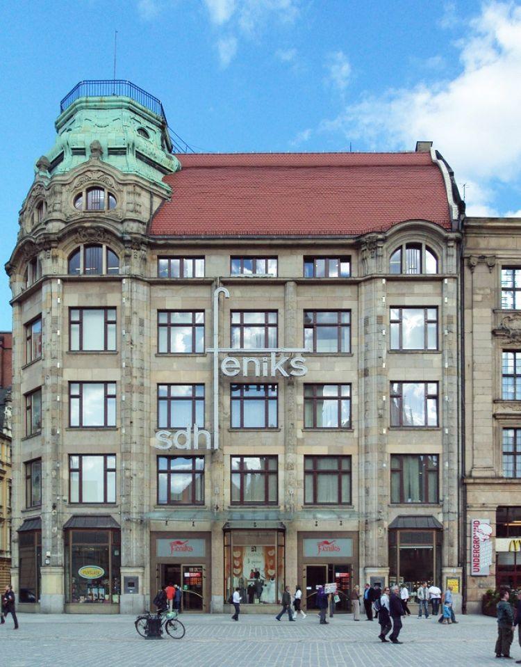 Dom Handlowy Feniks we Wrocławiu