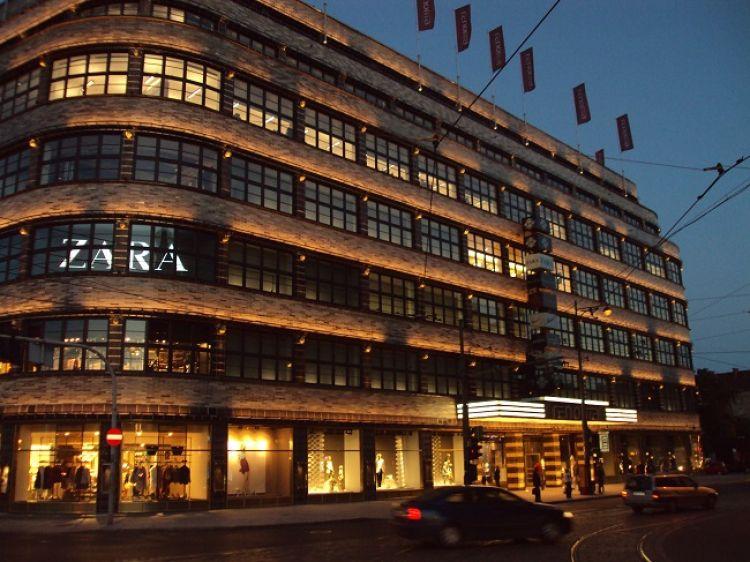 Wrocław. Dom Handlowy Renoma, źródło: Wikipedia