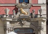 Wrocławskie kamienice: Pod Złotym Psem