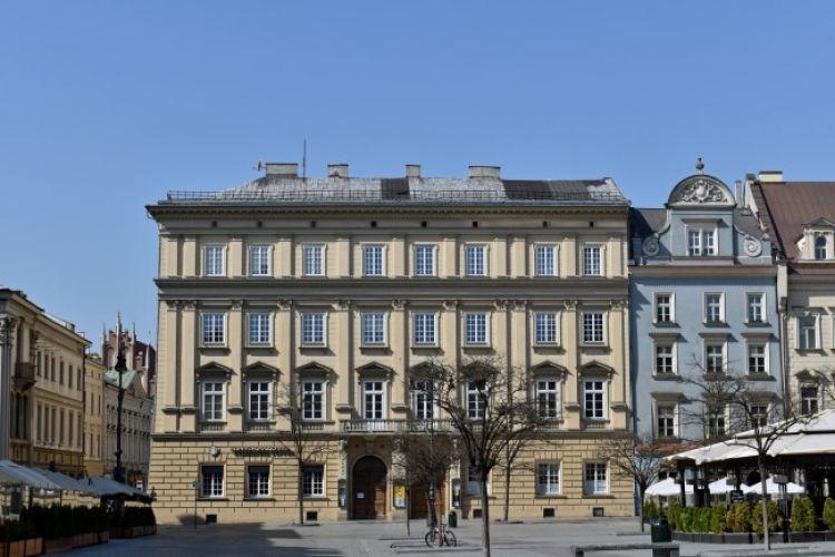 Pałac pod Baranami w Krakowie, źródło: Wikipedia
