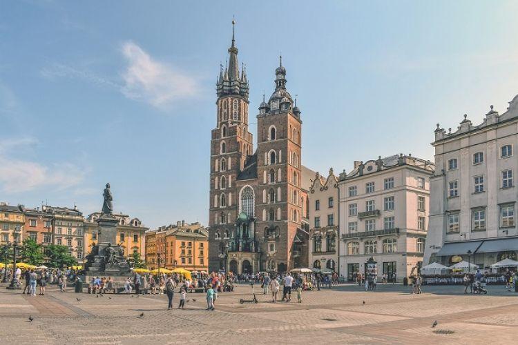 Krakowskie kamienice – świadkowie historii