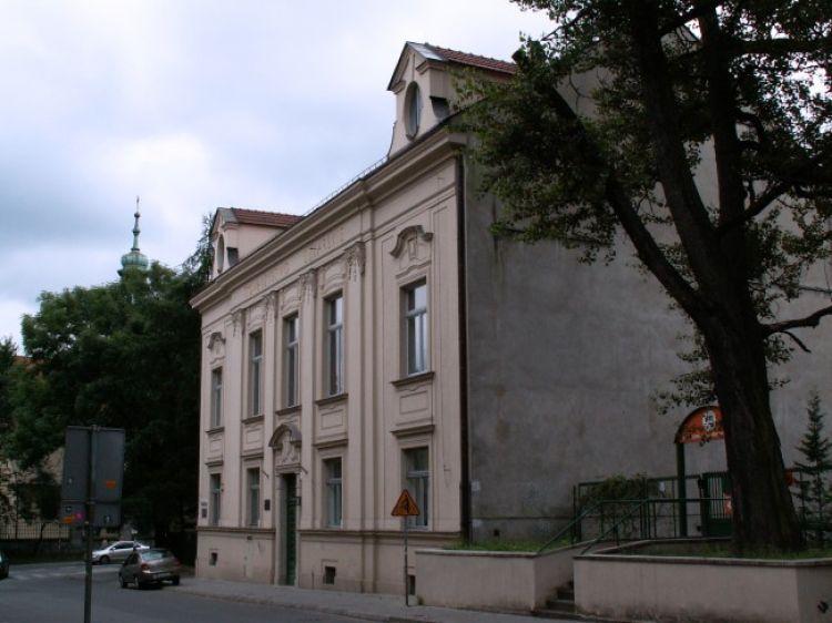 Kamienica Dom Lekarski w Krakowie, źródło: Wikipedia