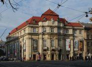 Krakowskie kamienice: Filharmonia, Dom Śląski