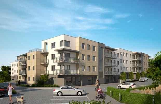 Apartamenty Conrada: otwarcie pierwszego budynku
