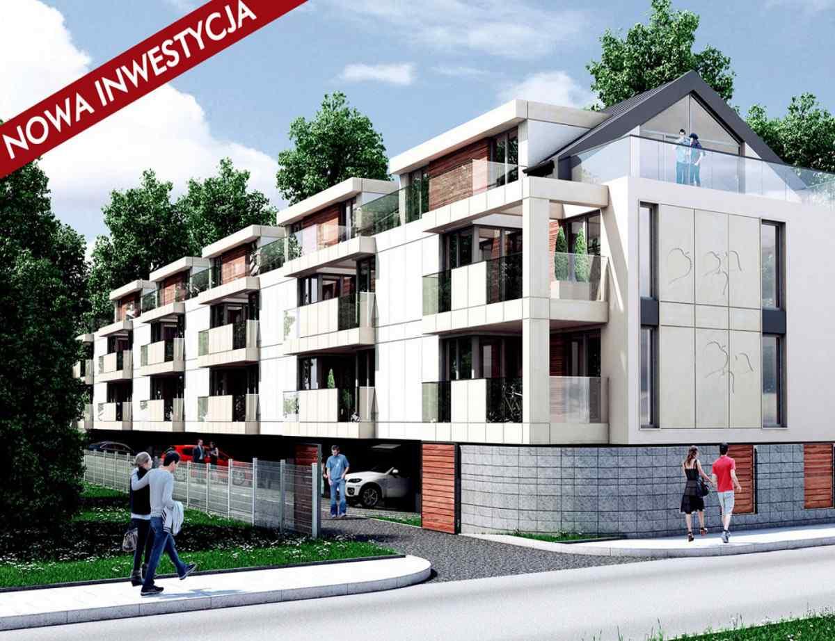 Apartamenty Twardowskiego - nowa inwestycja w Krakowie