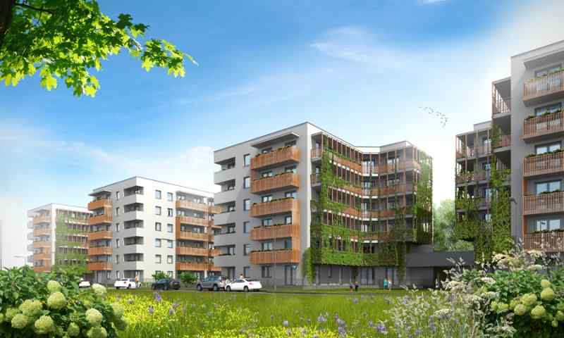 II etap inwestycji Casa Feliz już w sprzedaży