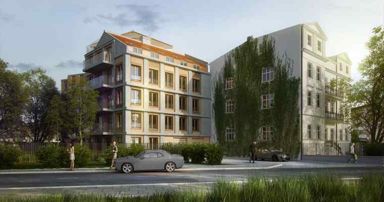 Kossak Residence - w sercu Starego Miasta