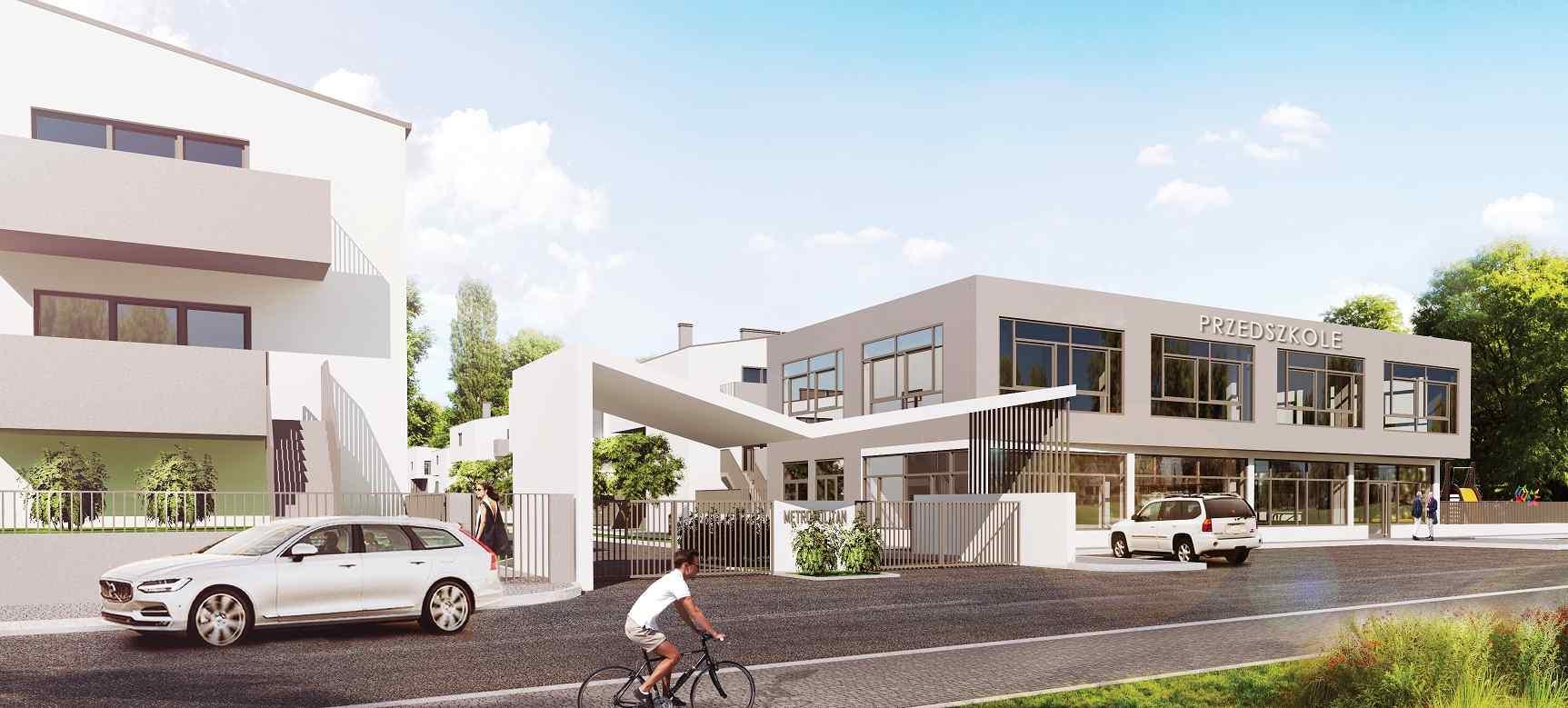 Największa inwestycja mieszkaniowa na granicy Warszawy i Marek