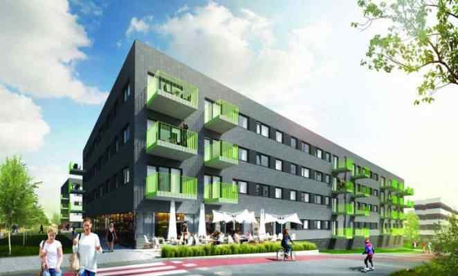 Mieszkaj w mieście - wieloetapowy projekt w Bronowicach