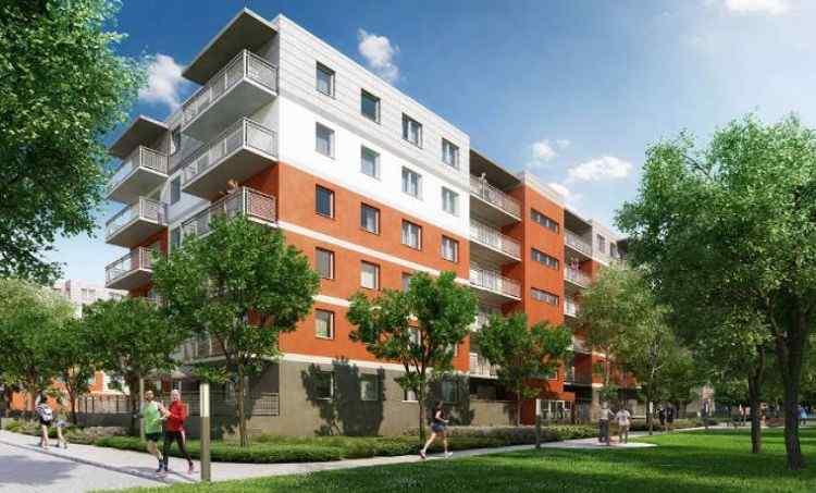 Osiedle Forma - mieszkania w europejskim mieście