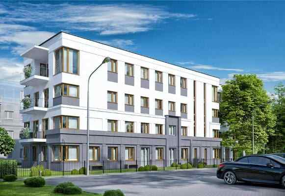 Inwestycja Eisenberga 11 - apartamenty dla wymagających