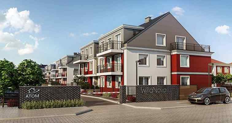 Inwestycje w Siechnicach - osiedla przyjazne mieszkańcom