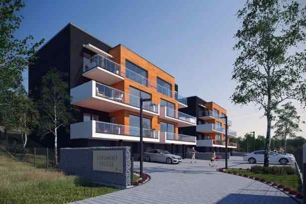 Apartamenty Prestige - nowoczesność w otoczeniu natury