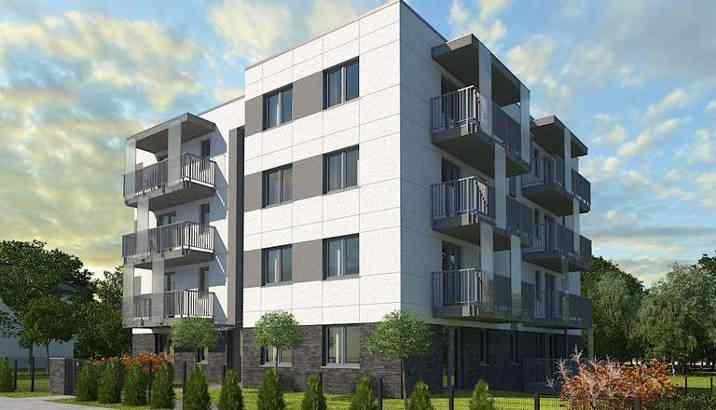 Apartamenty Facimiech - kameralne mieszkania dobrze zaprojektowane