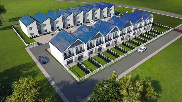 Osiedle Słoneczniki - domy z własną energią