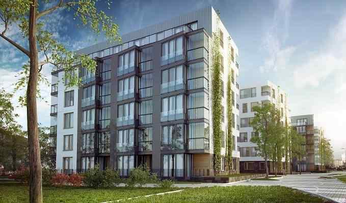 """Apartamenty """"Przy Bulwarze"""" - nadwiślańska inwestycja"""
