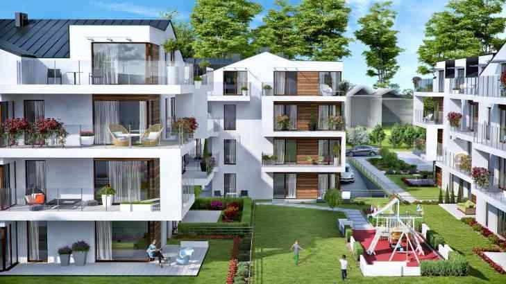 Imperial Stawowa Residence - wysoki standard i dogodna lokalizacja