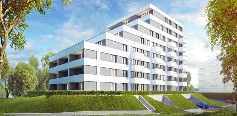 Mój Dom IV – kolejny etap inwestycji na krakowskim Ruczaju