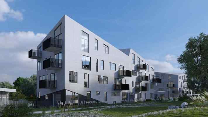 Inwestycja mieszkaniowa CHE162PI47