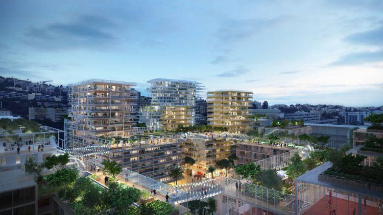Joia Meridia – francuskie miasto jutra