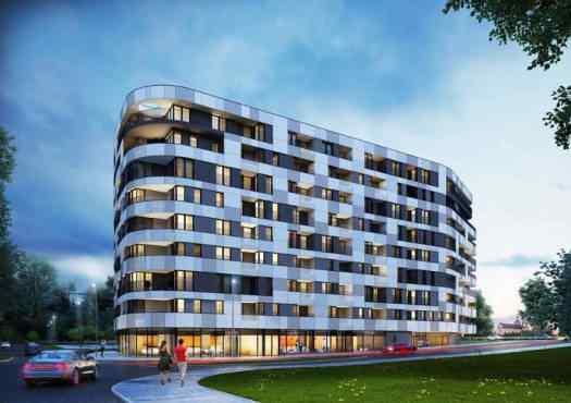 BARSKA 69 – mieszkania w sąsiedztwie Wawelu