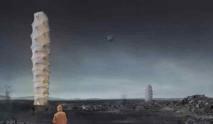 Polacy zaprojektowali najlepszy wieżowiec