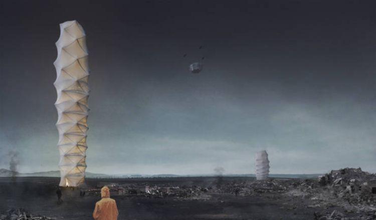 Wieżowiec Skyshelter.zip