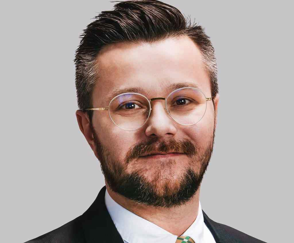Michał Styś, CEO OPG Property Professionals