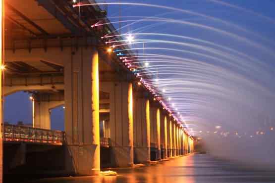 5 najbardziej niesamowitych mostów świata